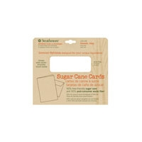 Strathmore Greener Option Blank Greeting Cards Sugar Cane