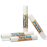 "Art Alternatives Children's Easel Drawing Paper Replacement Roll 18""x100'"