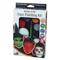 Snazaroo Face Painting Halloween Kit