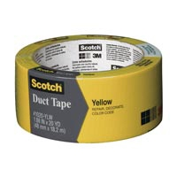 3M Scotch Colored Duct Tape