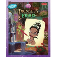 Walter Foster Learn to Draw: Disney's The Princess and the Frog