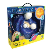 Creativity for Kids Planets - Create a Solar System Mobile