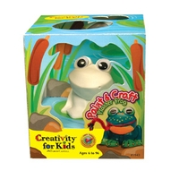 Creativity for Kids Paint & Craft Plaster Frog