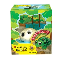 Creativity for Kids Paint & Craft Plaster Turtle