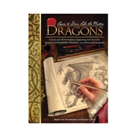 Walter Foster Learn to Draw Like the Masters: Dragons