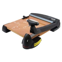 X-Acto Paper Trimmer with Laser Guide & Wood Base