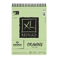 Canson XL® Recycled Drawing Pads