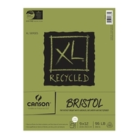 Canson XL® Recycled Bristol Pads