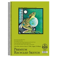 Bee Paper #837 Premium Recycled Sketch Pads