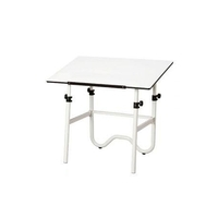 Alvin®  1-Box Onyx Fold-Away Drawing Table w/28x42 Top
