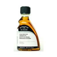 Winsor & Newton Cold-Pressed Linseed Oil
