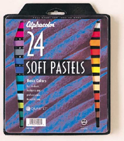 Alphacolor Square Pastel Sets