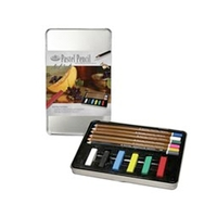 Royal Small Tin Art Set - Pastel Pencil