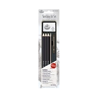 Royal Mini Tin Art Set - Sketch Pencil & Graphite Sticks Set