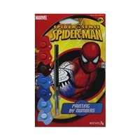 Reeves Marvel Mini Paint by Numbers - Spiderman