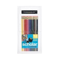 Prismacolor Scholar Erasable Colored Pencil Set