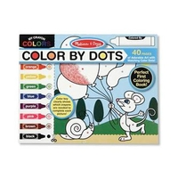 Melissa & Doug Color by Dots Pad