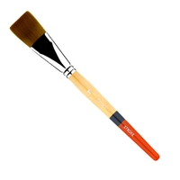 Princeton Snap Brushes Golden Taklon Short Handle