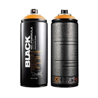 Montana Black Spray Color - 400ml