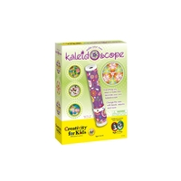Creativity for Kids Make Your Own Kaleidescope