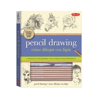 Walter Foster Pencil Drawing Kit