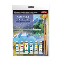 Walter Foster Your First Steps in Watercolor Kit