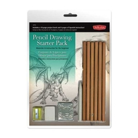 Walter Foster Your First Steps in Pencil Drawing Kit
