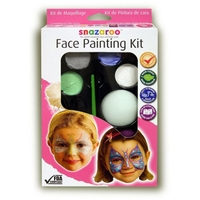 Snazaroo Face Paint Kits - Pink Princess For Girls
