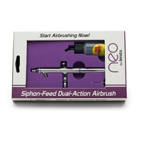 Iwata Neo Siphon-Feed Dual Action Airbrush