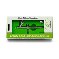 Iwata Neo Gravity-Feed Dual Action Airbrush
