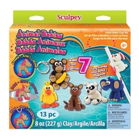 Sculpey Clay Activity Kits