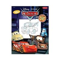 Learn to Draw Disney Pixar's Cars 2