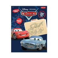 Walter Foster Learn to Draw Disneys Cars 2 Expanded