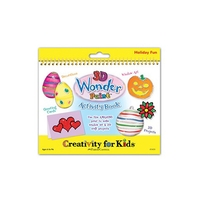 Creativity for Kids Holiday Fun Idea & Pattern Book