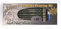 General's #25 Drawing Pencil Drawing Set