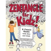 Zentangle for Kids! Book