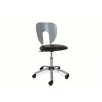 Futura Chair (Pewter / Black)