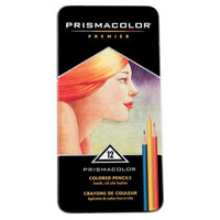 Prismacolor Premier Original Colored Pencil Sets - Tins