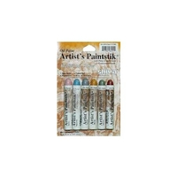 Shiva Artiists Paintsticks - Traditional Colors 6pk