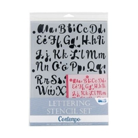 Lettering Stencils
