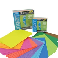 Global Art Folia Colored Origami Papers