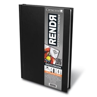 RENDR Hard-Cover Sketch Books