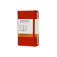 Moleskine Colored Hard Cover Notebook Ruled Pocket