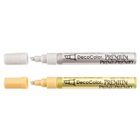 Decocolor Premium Gold And Silver Markers