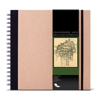 Cottonwood Arts Recycled Paper Notebook