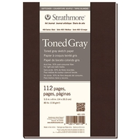Strathmore Softcover Toned Art Journals – 400 Series