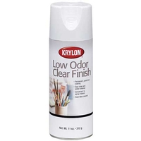 Krylon Low Odor Clear Coatings Sprays