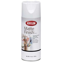 Krylon Matte Spray Fixative & Varnish