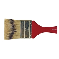 Varnish and Gesso Brushes