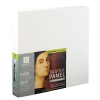 Canvas, Panels, Fiber & Gesso Board, Stretchers & Gesso